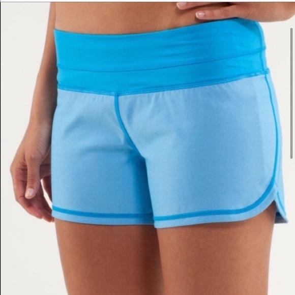Lululemon Groovy Run Shorts - Size 8